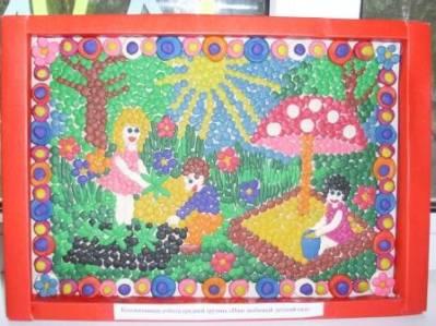 Поделки на тему мой любимый детский сад